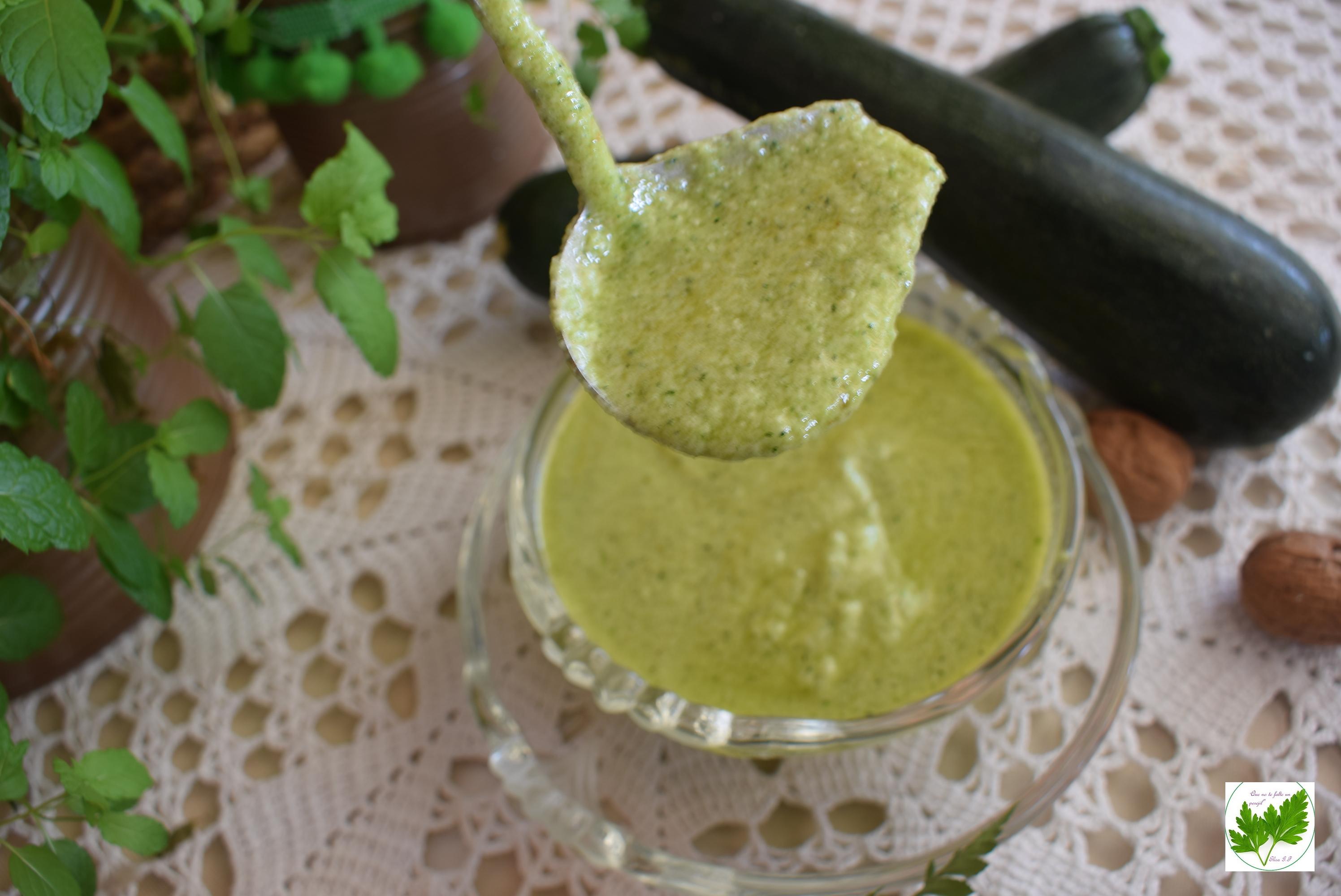 Pesto De Calabacín