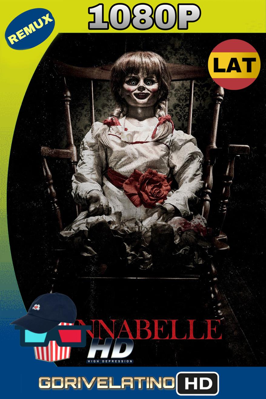 Annabelle (2014) REMUX 1080p (Latino-Inglés) MKV