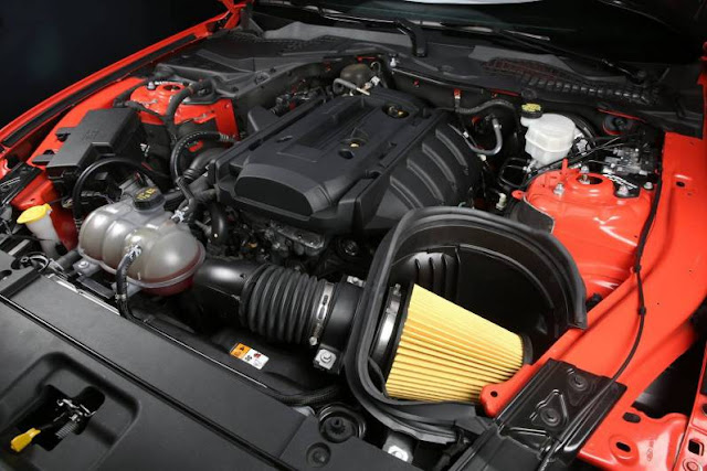 Engine Specs and performance