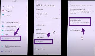 Cara Remove FRP Bypass Xiaomi Redmi Note 10s  Akun google Android 11