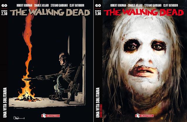 The Walking Dead #60: Una vita solitaria