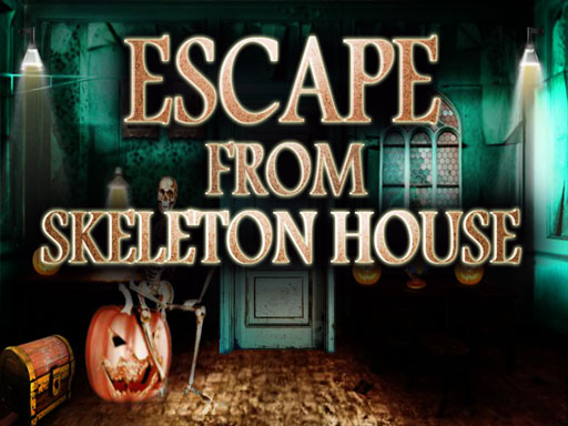 Top10NewGames Escape from Skeleton House