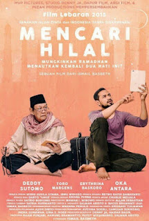 Download Mencari Hilal (2015)