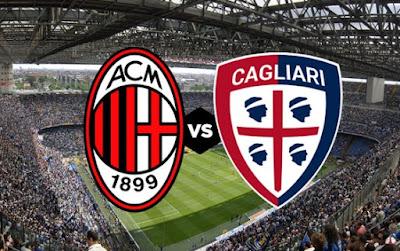 مشاهدة مباراة ميلان وكالياري 1-8-2020 بث مباشر في الدوري الايطالي