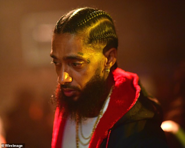 Mother of Nipsey Hussle's daughter accuses his family of cutting her off financially