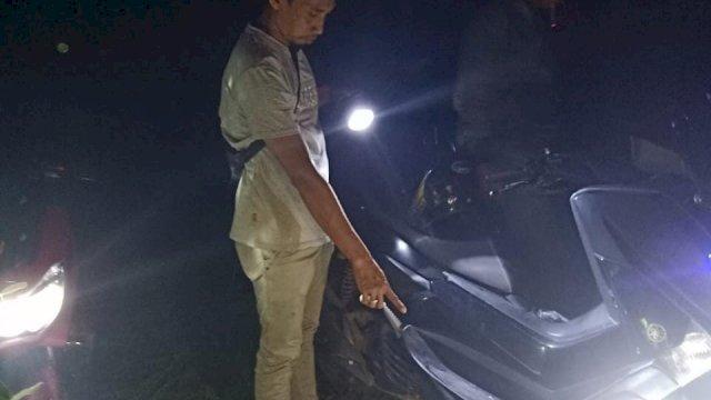 Seorang Ustaz di Kabupaten Gowa Dibacok hingga Tewas