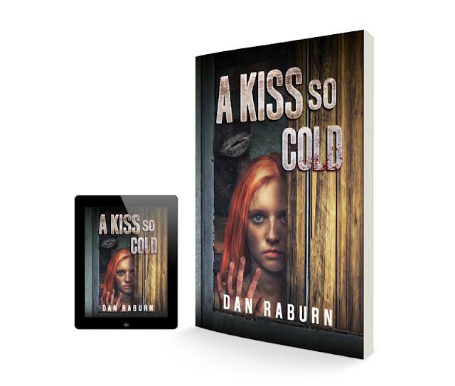 A Kiss So Cold / Book Cover Design