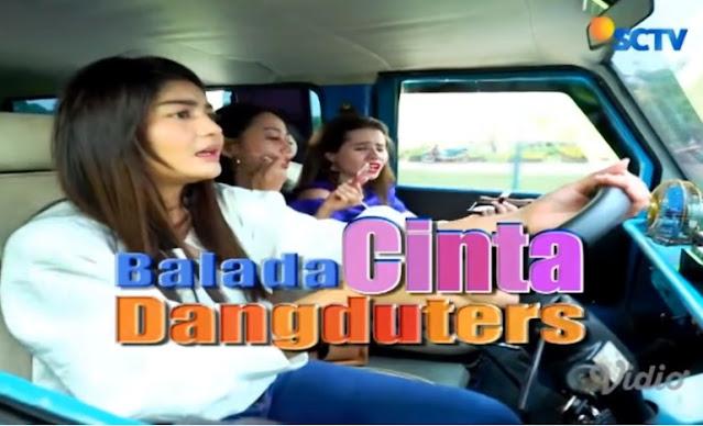 Daftar Nama Pemain FTV Balada Cinta Dangduters SCTV Lengkap