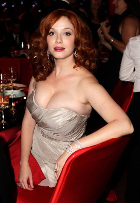 Christina Hendricks Naked Video