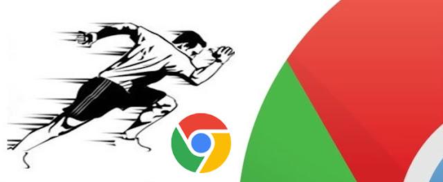 كيفية تسريع التحميل على المتصفح Google Chrome