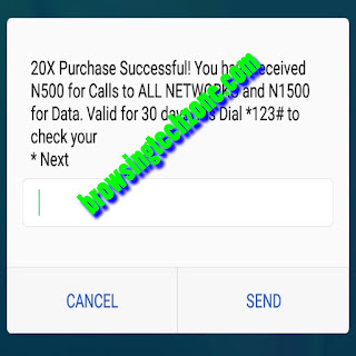 Airtel 20X Bonus Activation