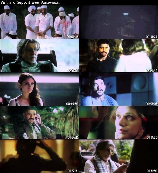 Wazir 2016 Hindi Pre DVDRip