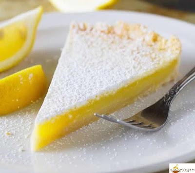 تارتولات الليمون