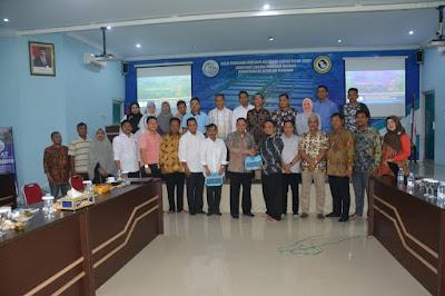 Kunjungan Komisi III DPRD Kabupaten Barito Kuala Untuk Studi Tiru Pengembangan Budidaya Air Tawar di BPBAT Sungai Gelam