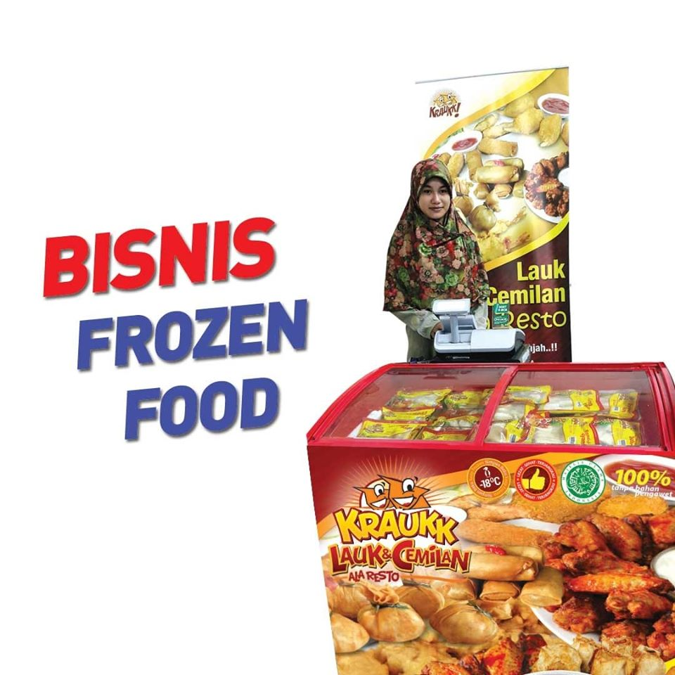 Raih Untung Dari Kemitraan Usaha Frozen Food Di Kala Pandemi Bang Izal Toy
