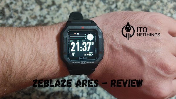 Zeblaze Ares - Review