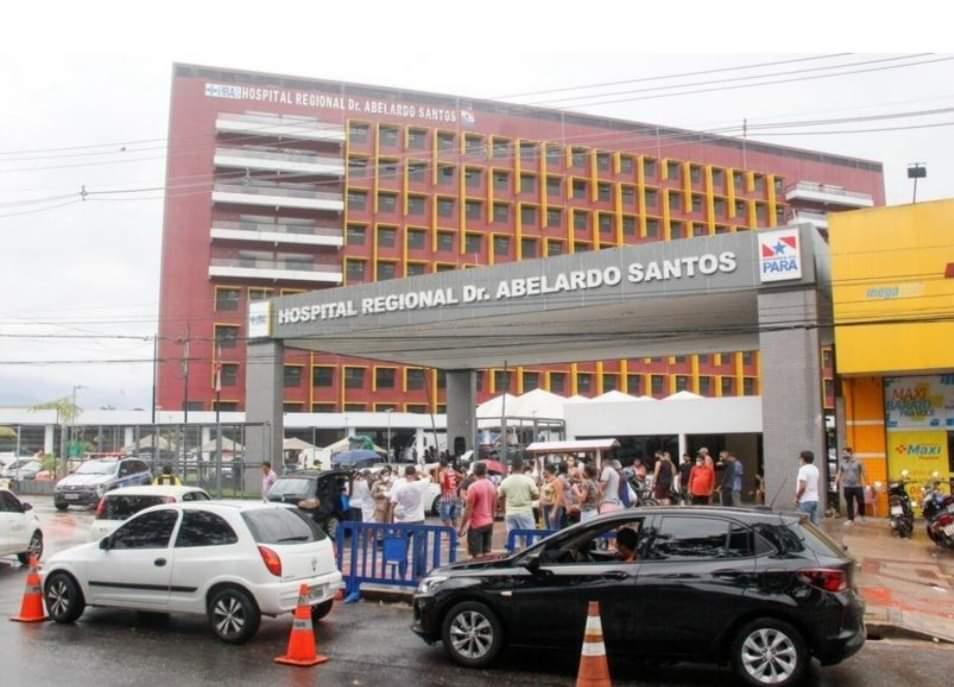 Dezenove respiradores são encontrados no Hospital Abelardo Santos, em Belém
