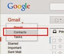 Cara Memindah Kontak Dari Satu Account Google Ke Account Google Lainnya