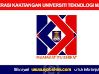 Jawatan Kosong Koperasi Kakitangan Universiti Teknologi Mara (UiTM KOOP) | Tarikh Tutup: 25 September 2019