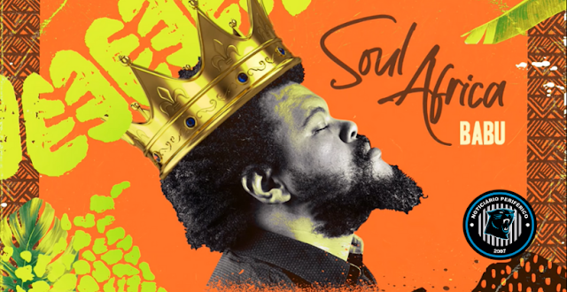Soul África | Babu Santana lança seu segundo single