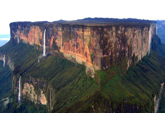1 Mount Roraima, Venezuela