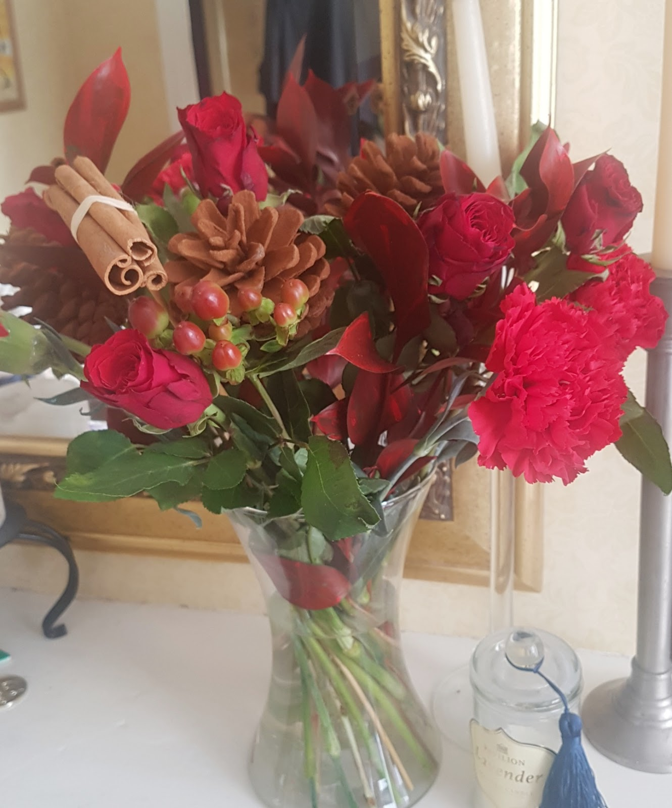 Gorgeous Christmas Bouquets From Prestige Flowers