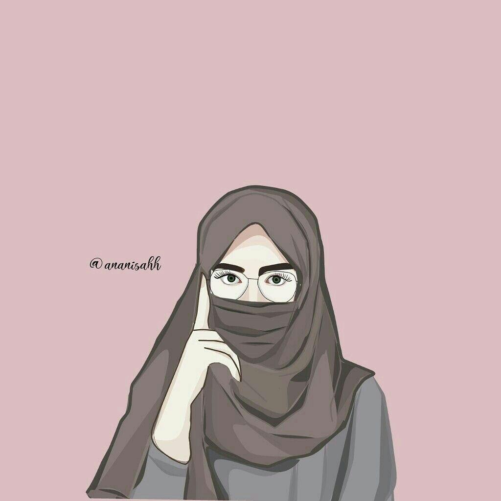 99 Animasi Muslimah Keren Terbaru Pilihan Cikimm Com