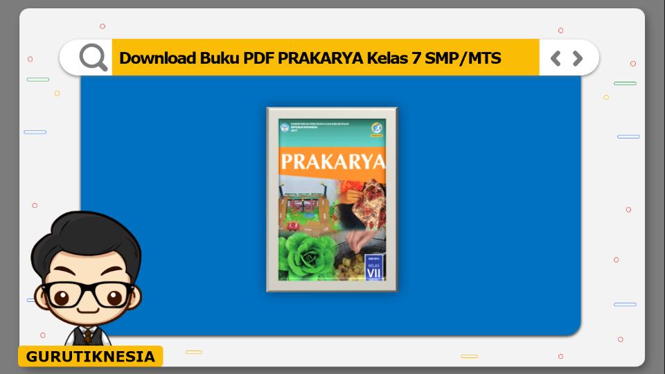 download  buku pdf prakarya kelas 7 smp/mts