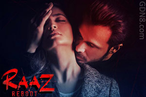 Raaz Reboot Hindi Movie Poster