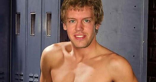Sebastian Vettel Nackt
