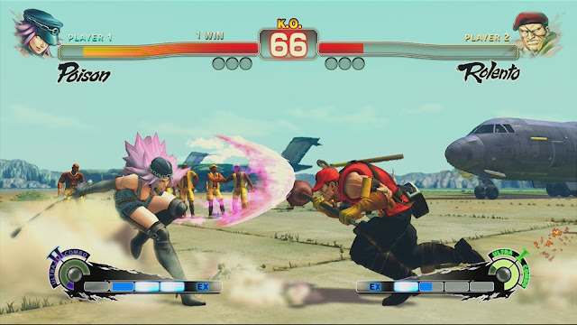 Ultra Street Fighter IV Captura 3