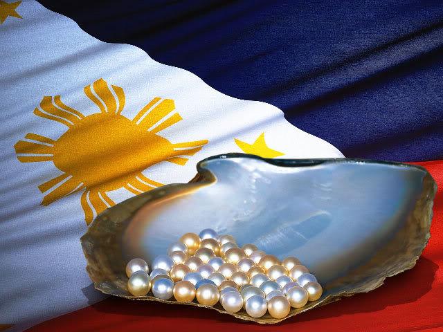 Pearl Philippine Symbol