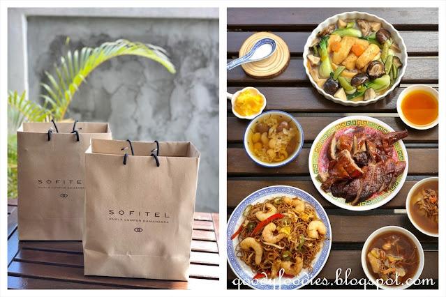 Sofitel KL Damansara Sofilicious Food Delivery