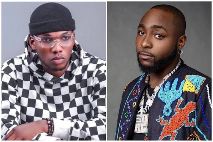 Victor AD Addresses Alleged Song Theft By Davido