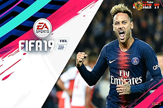 Download PES Mod FIFA ISO Full Size With Camera Jauh New Kits Fantasi & New Grass