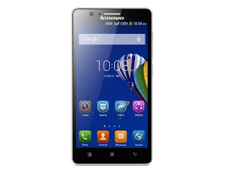 Lenovo A536 Firmware Download