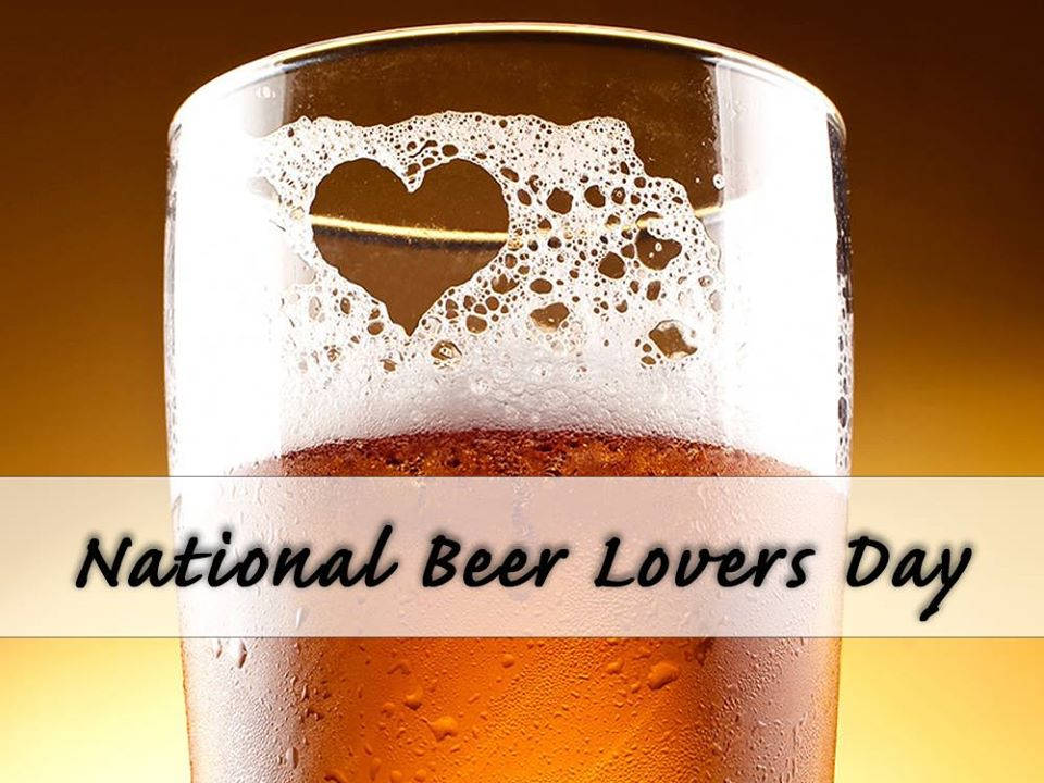 National Beer Lovers Day