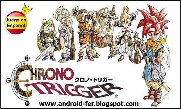 CHRONO TRIGGER v1.0.6 [Premium][Español][Android][APK+SD][MEGA][JUEGO]