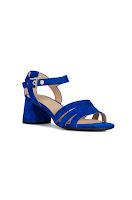 Geox - Sandale din piele albastre
