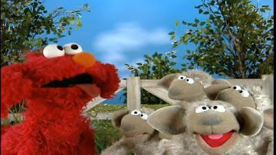 Sesame Street Elmo's World Pets DVD