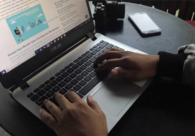 Content Writer dan Kebutuhan Smartphone Terjawab Oleh Vivo S1