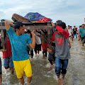 Mayat Muh Ali Ditemukan Terapung di Perairan Lembangmatene Pagi Ini