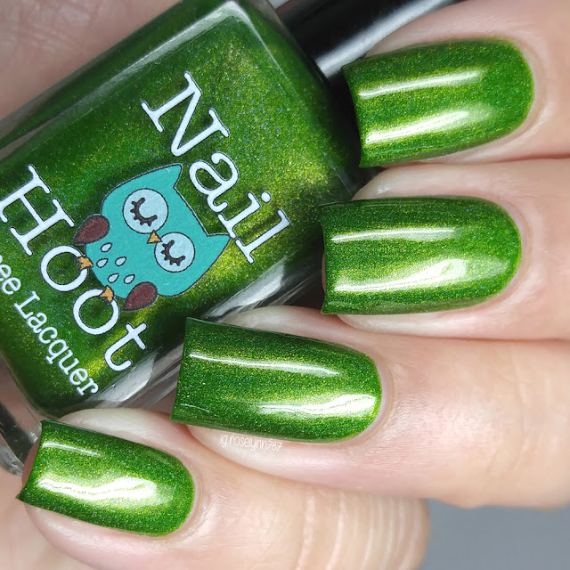Nail Hoot - Period August