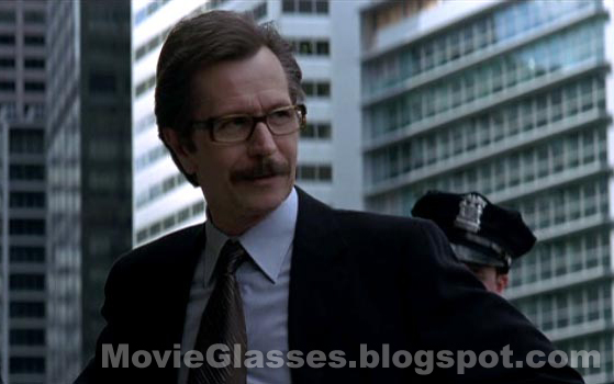 Gary Oldman as Commissioner Gordon in The Dark Knight Rises - Wearing Glasses by Kirk Originals