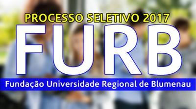 Concurso FURB 2017