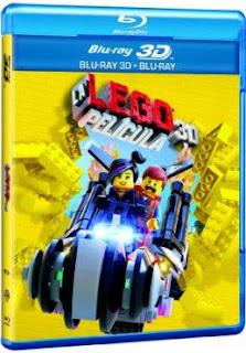 Lego: La Película [BD25 2D + 3D]