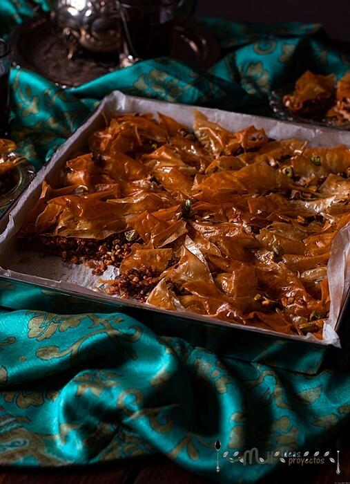 dulce turco