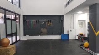 Το πιο καινούριο γυμναστήριο στο κέντρο του Πύργου fitsom_o.c του Ουστά Χρήστου