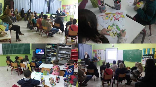 """Ηγουμενίτσα: Με επιτυχία η ομιλία για γονείς με θέμα """"Η οικογενειακή ζωή γύρω από τις οθόνες: προκλήσεις και προοπτικές"""""""