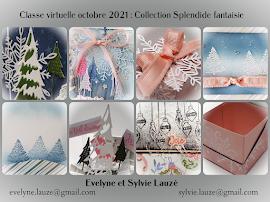 Classe virtuelle Octobre 2021 - Collection Splendide fantaisie